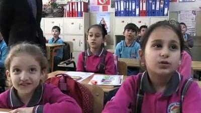 'Hedefimiz Suriyeli çocukların tamamının okullu olması'-KİLİS