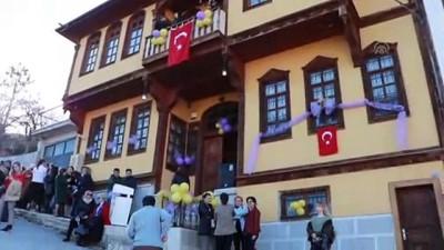 Kastamonulu kadınların 'Sarı Konağı' açıldı