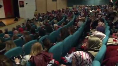 MHP Genel Başkan Yardımcısı Depboylu - 8 Mart Dünya Kadınlar Günü - ANKARA