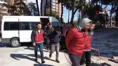 Samsun merkezli yasa dışı bahis operasyonu: 7 gözaltı