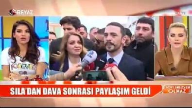soylemezsem olmaz - Sıla'dan Ahmet Kural'a şiddet