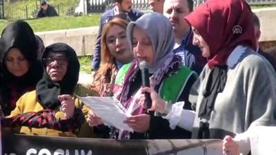 Suriye'deki tutuklu kadın ve çocuklar için destek çağrısı - KAHRAMANMARAŞ