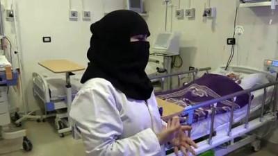 cocuk hastaliklari - 'Suriyeli kadınlar geleceklerinden endişeli' - AZEZ