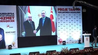 otopark sorunu - AK Parti Burdur Belediye Başkan Adayı Deniz Kurt: 'Burdur'da yaklaşık 7 bin kişiye istihdam sağlayacağız' - BURDUR