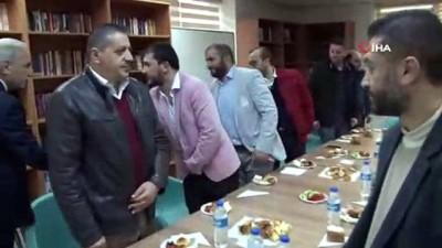 """AK Parti Ümraniye Belediye Başkan adayı İsmet Yıldırım,:"""" Bu oyunları halkımız yine bozacak"""""""
