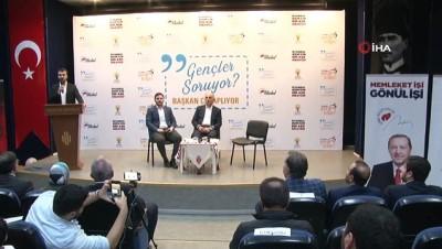 """AK Parti Ümraniye Belediye Başkan adayı Yıldırım: """"Bu seçim Türkiye için çok önemli"""""""