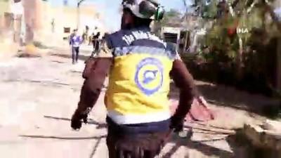 - Esad Rejimi İdlib'e Yine Saldırdı: 1 Ölü, 4 Yaralı