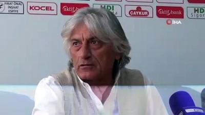 """Kemal Kılıç: """"Çok stratejik bir maç kazandık"""""""