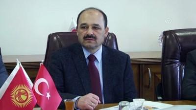 Kırgız doktorlar Türkiye'deki eğitimlerini tamamladı - KASTAMONU