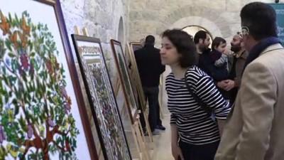 Kudüs'te 'Cam Üzerine Resim' sergisi açıldı - KUDÜS