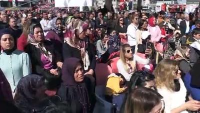 Lütfi Elvan: 'Ülkeyi bölmeye çalışanlara cevabı 31 Mart'ta vereceksiniz' - MERSİN