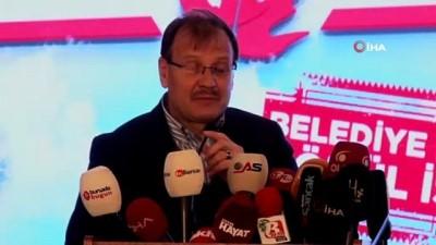 Milletvekili Çavuşoğlu: 'Hükümetin desteği ile Bursa'yı ileriye taşıyacağız'