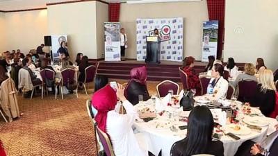 Ticaret Bakanı Pekcan: 'Kadın girişimciler, ekonomiye, sosyal kalkınmaya da katkı sağlıyor' - ANTALYA