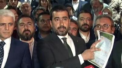 AK Parti Ankara Teşkilatından seçim açıklaması: 'Çok büyük hatalar tespit ettik'