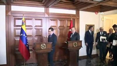 Bakan Çavuşoğlu: 'Partimiz açık ara kazanmıştır'