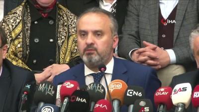 eylem plani -  Bursa Büyükşehir Belediye Başkanı Ali Nur Aktaş oldu