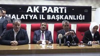 bassagligi - Gürkan: 'Hüzünlü bir kutlama için buradayız' - MALATYA