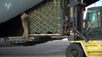 - İsrail, THAAD Füze Sistemlerinin Kurulumunu Tamamladı