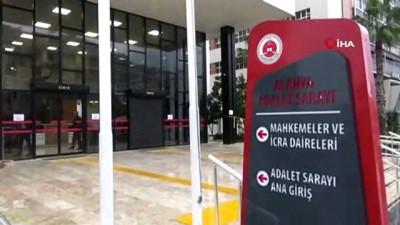 hapis cezasi -  Antalya'da pompalı tüfekli bacanak cinayeti