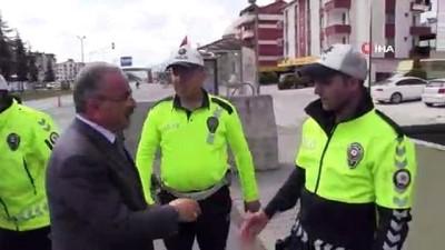 - Başkan Güler, polis noktalarını ziyaret etti
