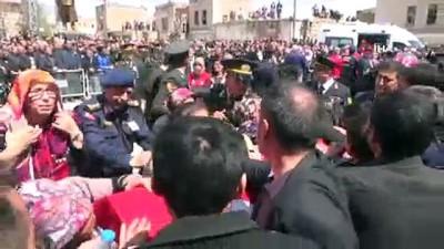 Şehit Halis Sayın için Niğde'de tören düzenleniyor