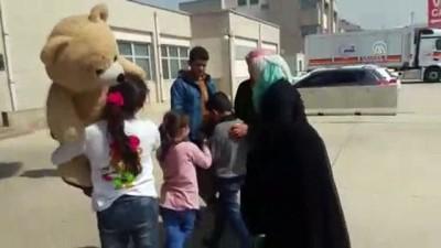 hapishane - Yetim Vakfı Suriyeli çocukları ailelerine kavuşturuyor