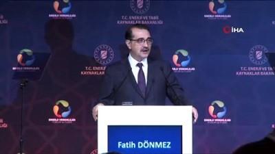 """Bakan Fatih Dönmez: """"2023'e kadar 10,9 milyar dolar yatırım hedefliyoruz"""""""