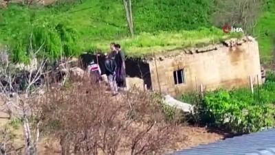 Besni'de yaşlı adamı eşi keserle öldürdü