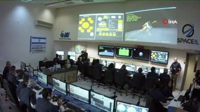 - İsrail'in Ay'a yolculuğu başarısızlıkla noktaladı