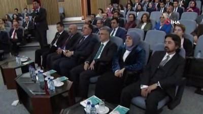 """anayasa -  Kamu Denetçiliği Kurumu Başkanı Malkoç: """"Bu kurum Türkiye'de hak arama kültürünü yaygınlaştırmaya çalışıyor"""""""