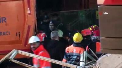 Kartal'da çöken bina iddianamesi kabul edildi