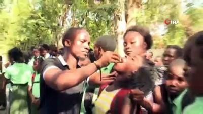 - Mozambik'te 800 Bin Kişiye Kolera Aşısı