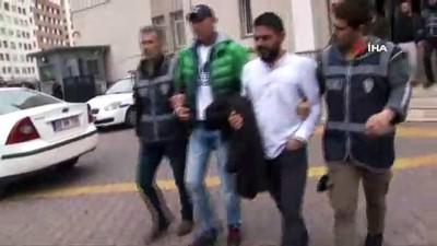 """hapis cezasi -  Operasyonda gözaltına alınan aranan şahıs: """"Aman kurtardınız, manşet olacağız"""""""