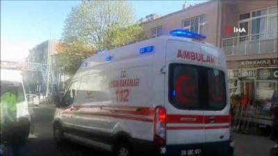 kiz cocugu -  Otomobilin çarptığı 9 yaşındaki çocuk yaralandı