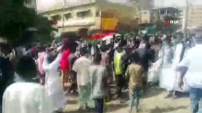 - Sudan Halkı Cuntayı İstemiyor