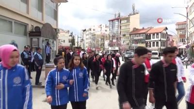 ali il -  Sandıklı Akdağ'da kamp karavan turizmi etkinliği başladı