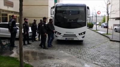 """Uşak'ta ki """"Çökertme"""" operasyonunda 7 tutuklama"""