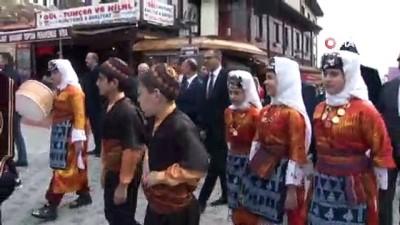Ankara'da 'Turizm Haftası' kutlamaları başladı