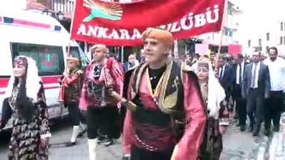 Başkentte Turizm Haftası kutlamaları başladı - ANKARA
