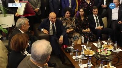 İzmir'de Tunç Soyer Dönemi Başladı