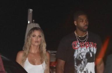 Khloe Kardashian ve Tristan Thompson yeniden bir arada!