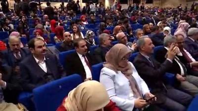 MODEL OIC 2019 - İlim Yayma Vakfı Mütevelli Heyeti Başkan Vekili Erdoğan (1) - İSTANBUL