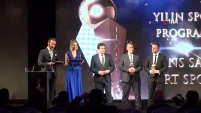 Yılın Spor Ödülleri sahiplerini buldu