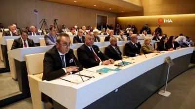 Nilüfer Belediye Meclisi yeni dönemin ilk toplantısını yaptı