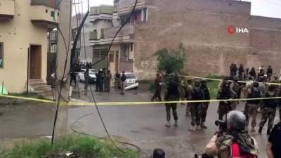 - Pakistan'da Silahlı Çatışma