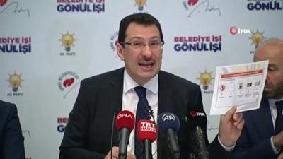 iran secimleri -  AK Parti Genel Başkan Yardımcısı Ali İhsan Yavuz:'24 Haziran seçimleri öncesinden başlayan bir kurgu var. Bu işin beyin takımının kim olduğunu önümüzdeki günlerde çok konuşmak gerekiyor'