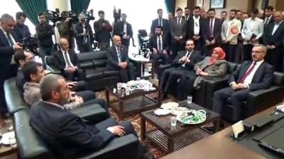 yerel yonetim -  AK Parti Genel Başkan Yardımcısı Ünal: 'İstişare etmeyen bizden değildir'