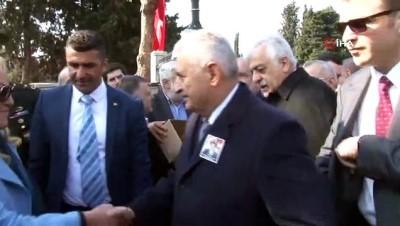Bakan Pakdemirli, 8. Cumhurbaşkanı Turgut Özal için düzenlenen anma törenine katıldı