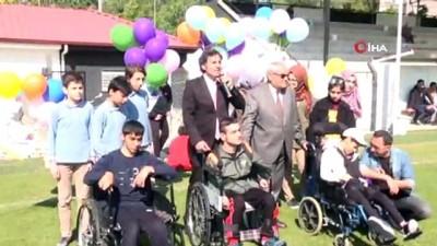 - Nazilli'de 'Engelleri Uçuruyorum' etkinliği düzenlendi