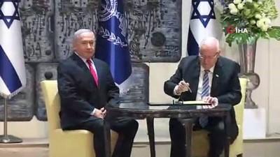 - Netanyahu'ya Hükümet Kurma Görevi Verildi